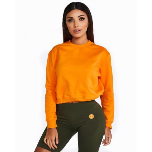Nicky Kay Sweatshirt ORANGE