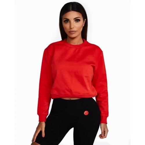 Nicky Kay Sweatshirt RED