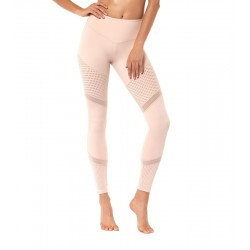 LUrv Race Ready Moto Legging - Blush