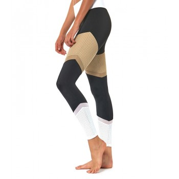 LUrv Race Ready Legging - Black/Nude