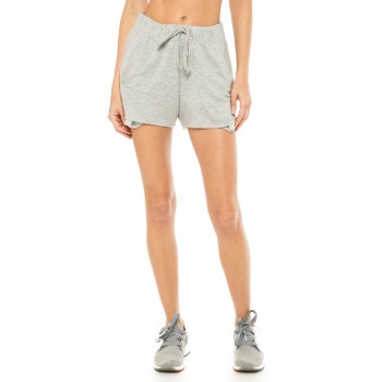 BLS Stam Short - Heather